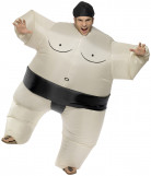 Costume sumo gonfiabile adulti