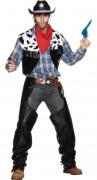 Costume cowboy uomo