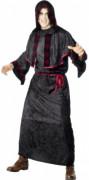 Costume monaco demoniaco Halloween