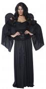 Costume angelo nero donna Halloween