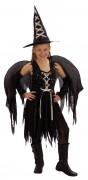 Costume strega ragazza Halloween