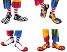 Scarpe da clown di lusso