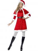 Costume Mamma Natale vestito sexy donna
