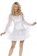 Tunica bianca donna