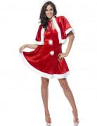 Costume Mamma Natale sensuale per donna