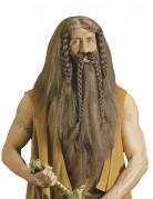 Parrucca barbaro uomo