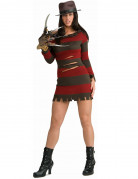 Costume Freddy Krueger™ donna