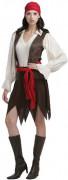 Costume pirata dei Caraibi donna