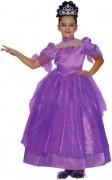 Costume da principessa in lilla per bambina