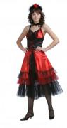 Costume cabaret donna