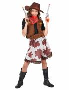 Costume cowgirl ragazza