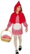 Costume Cappuccetto Rosso per bambina