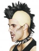 Parrucca da punk uomo