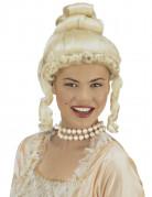 Parrucca da contessa donna