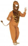 Costume da leone della Savana per adulto