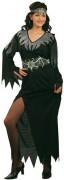 Costume regina dei ragni da donna per Halloween