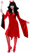 Costume diavolessa donna Halloween