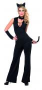 Costume gatto donna Halloween