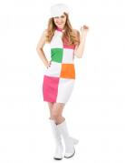 Costume donna disco