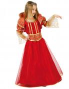 Costume medievale regina bambina