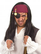 Parrucca da pirata donna