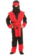 Costume ninja ragno bambino