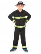 Costume per bambino da pompiere