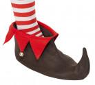 Scarpe da elfo di Natale adulto