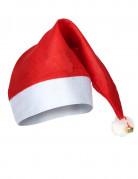 Berretto di Natale con sonaglio per adulto
