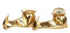 Babbucce dorate per donna