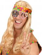 Occhiali Hippie America adulto