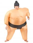 Costume gonfiabile da lottatore di sumo da adulto