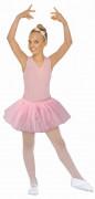 Gonna Tutu rosa da ballerina bambina