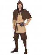 Costume da villico medievale per uomo