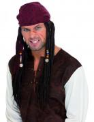Parrucca pirata dreadlocks uomo