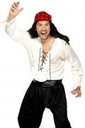 Camicia pirata uomo