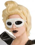 Occhiali Lady Gaga™ bianchi