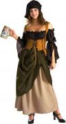 Costume taverniera di lusso donna