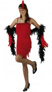 Costume charleston donna