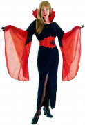 Costume vampiro donna Halloween