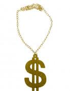 Collana dollari argento