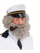 Barba e baffi da marinaio