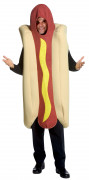 Costume hot dog adulto