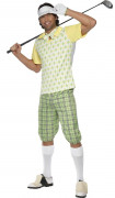 Costume golfista adulto per uomo