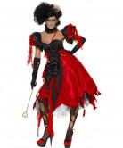 Costume Regina di Cuori adulto Halloween