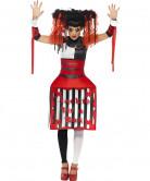 Costume bambola donna Halloween