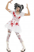 Costume sposa insanguinata donna Halloween