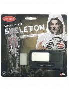 Kit trucco scheletro Halloween