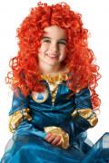 Parrucca da Merida Ribelle™ bambina