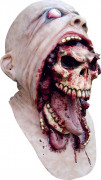 Maschera teschio sanguinante adulto Halloween